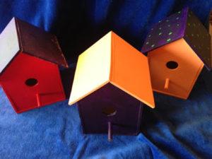 Vogelhaus – selbst gebaut
