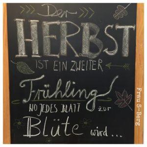 Herbst-Chalkboard