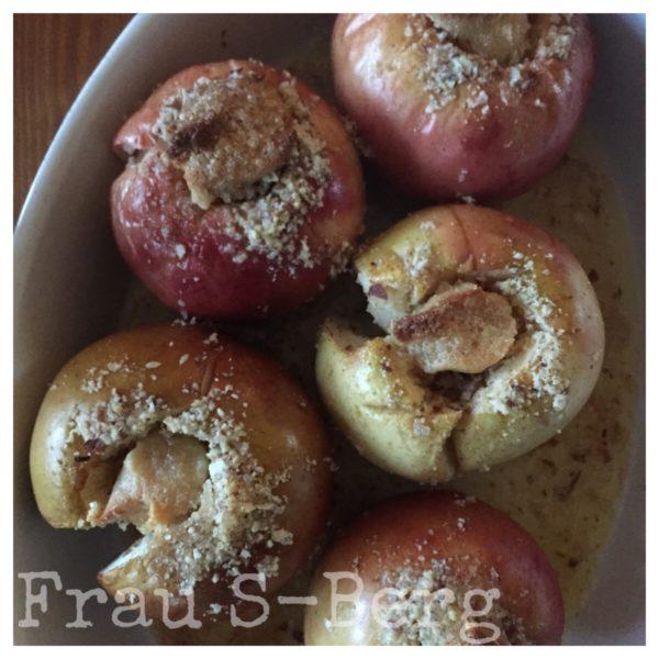 Rezept für Bratäpfel