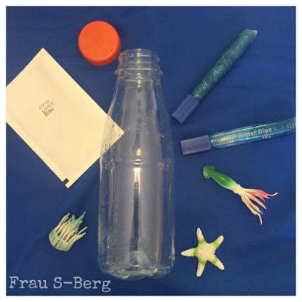 Calm Down Bottle – DIY