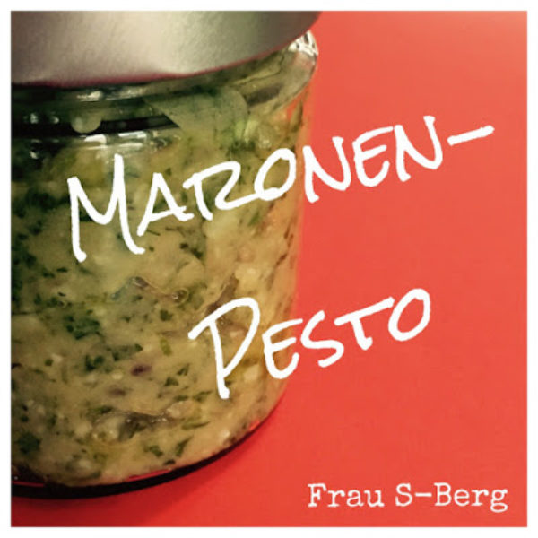 Rezept: Maronenpesto