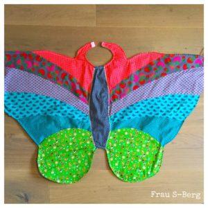Schmetterlingskostüm für Kinder