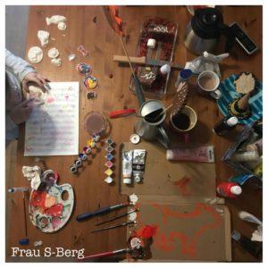 Es geht nochmal los: Kreatives Chaos!