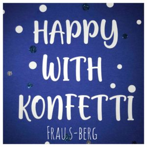 Happy with Konfetti – Karnevalskostüm Lappenclown DIY