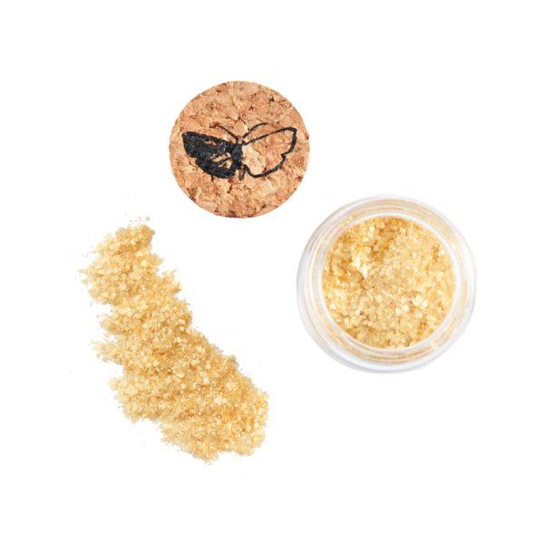 Bioglitzer Gold