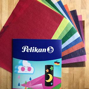 Pelikan Transparentpapier 10 Blatt A4